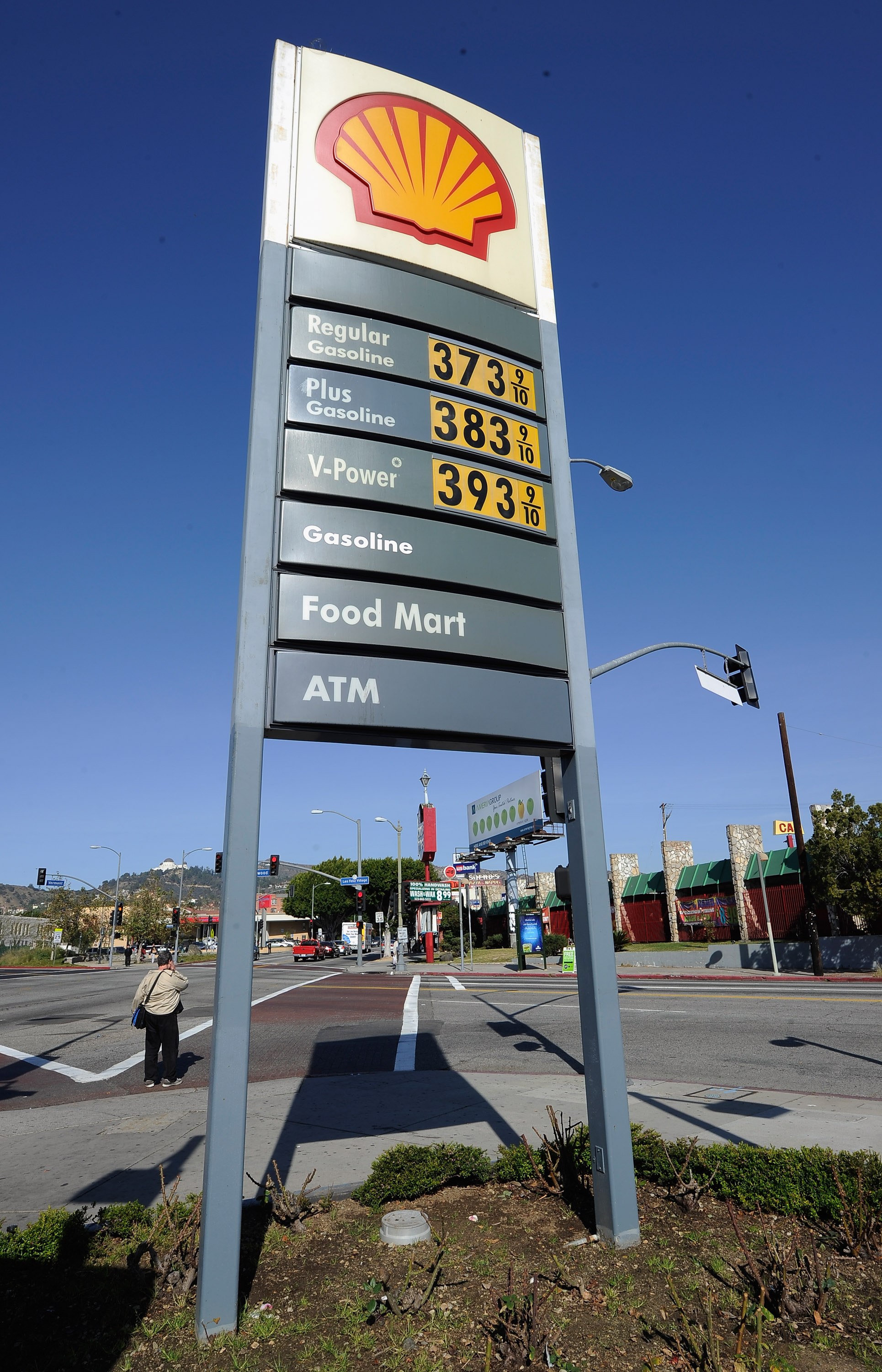 Gas Prices Las Vegas >> Will Increasing Gas Prices Change Your Driving Tendencies Cbs Las