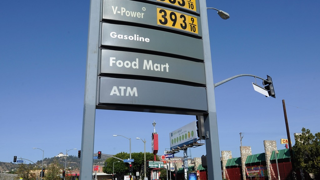 Las Vegas Gas Prices >> Will Increasing Gas Prices Change Your Driving Tendencies Cbs Las