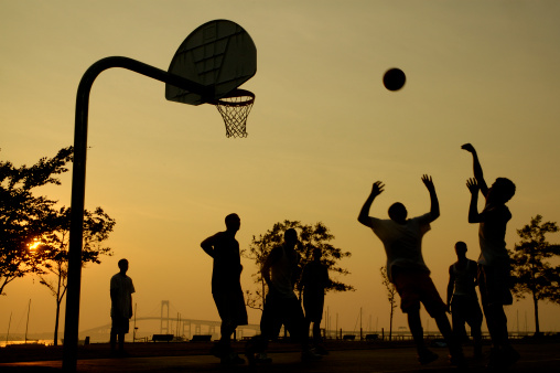 Best Places To Play A Game Of Pick Up Basketball In Las Vegas Cbs