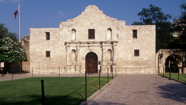 San Antonio, Texas, The Alamo, Alamo, July 4th, History