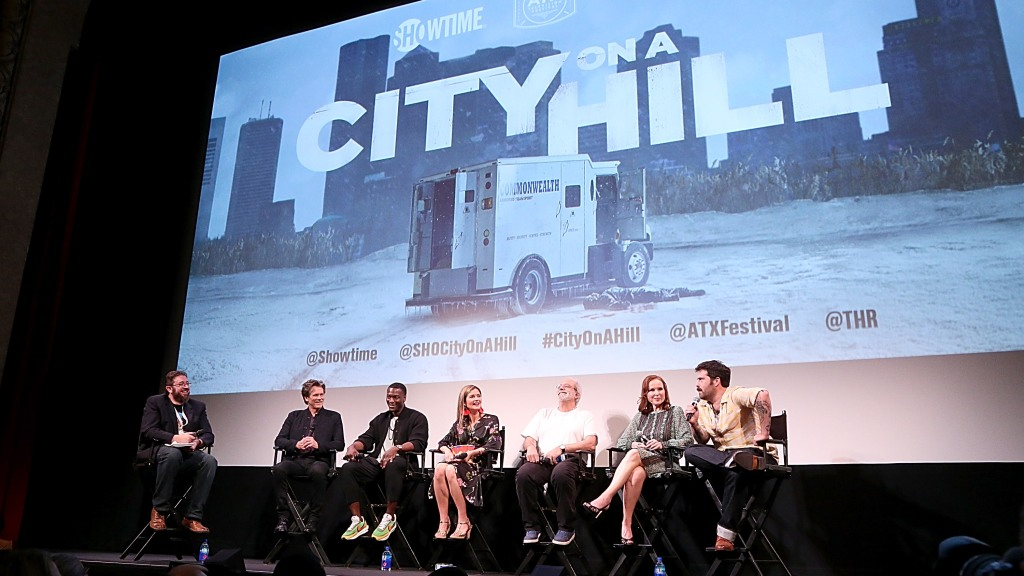 'I've Never Seen Parts Like This, Particularly For Women': Jill Hennessy Discusses Showtime's 'City On A Hill'